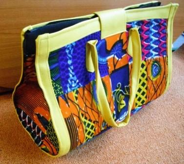 Unieke handtassen gemaakt door onze leerlingen